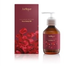 Exclusive Edition Rose Body Oil