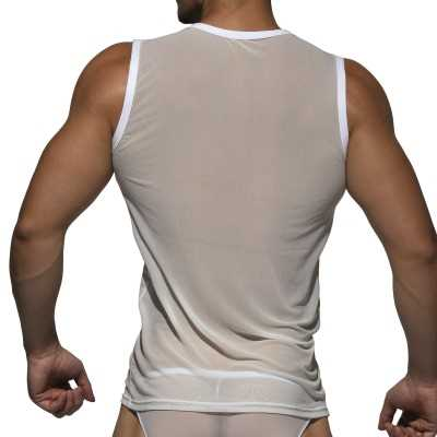 Desire Intima Mesh Muscle Tee, 3453