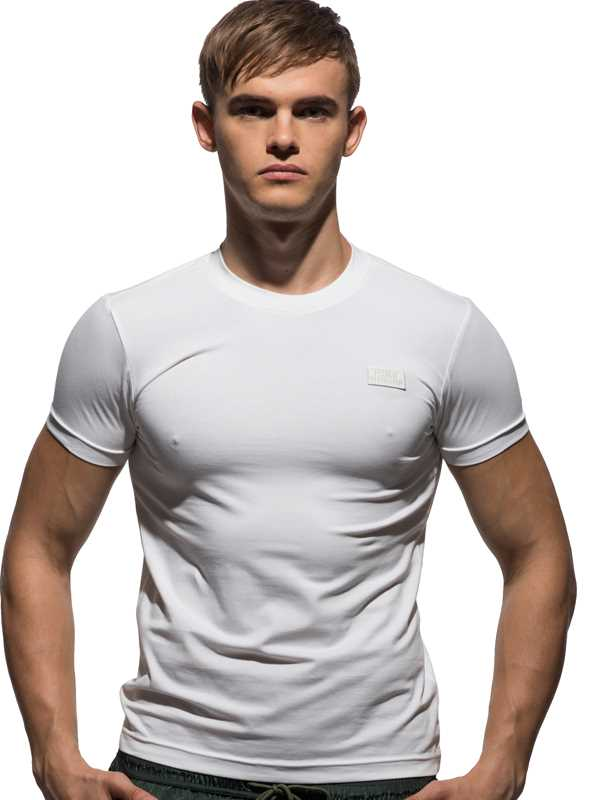 Body Wear Custom Crew Neck Tee, 2043