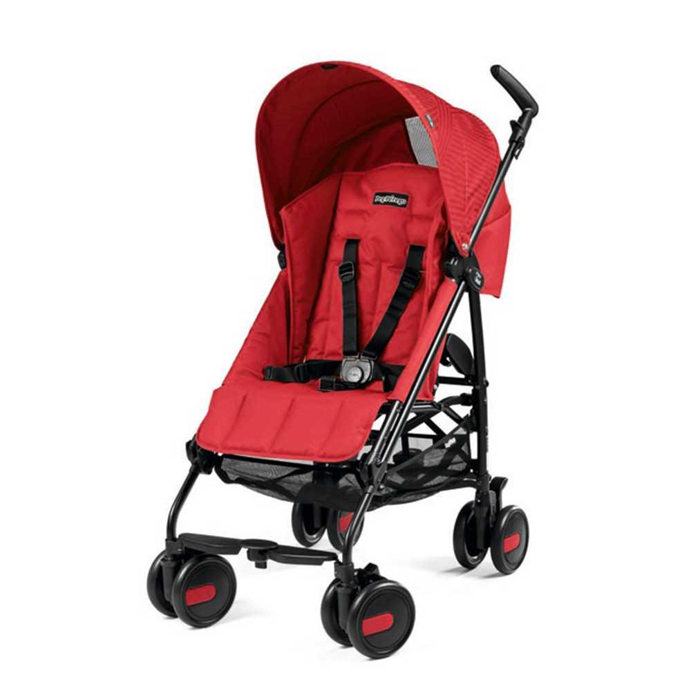 Peg-Perego意大利嬰兒手推車C38-MINI(紅色)