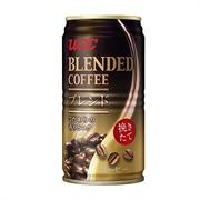 UCC Blended 炭糖咖啡185毫升(10件)
