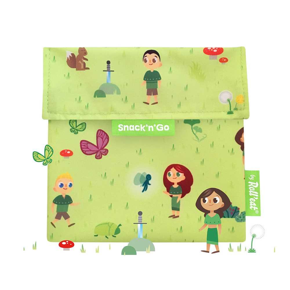 環保麵包袋Kids系列(森林)