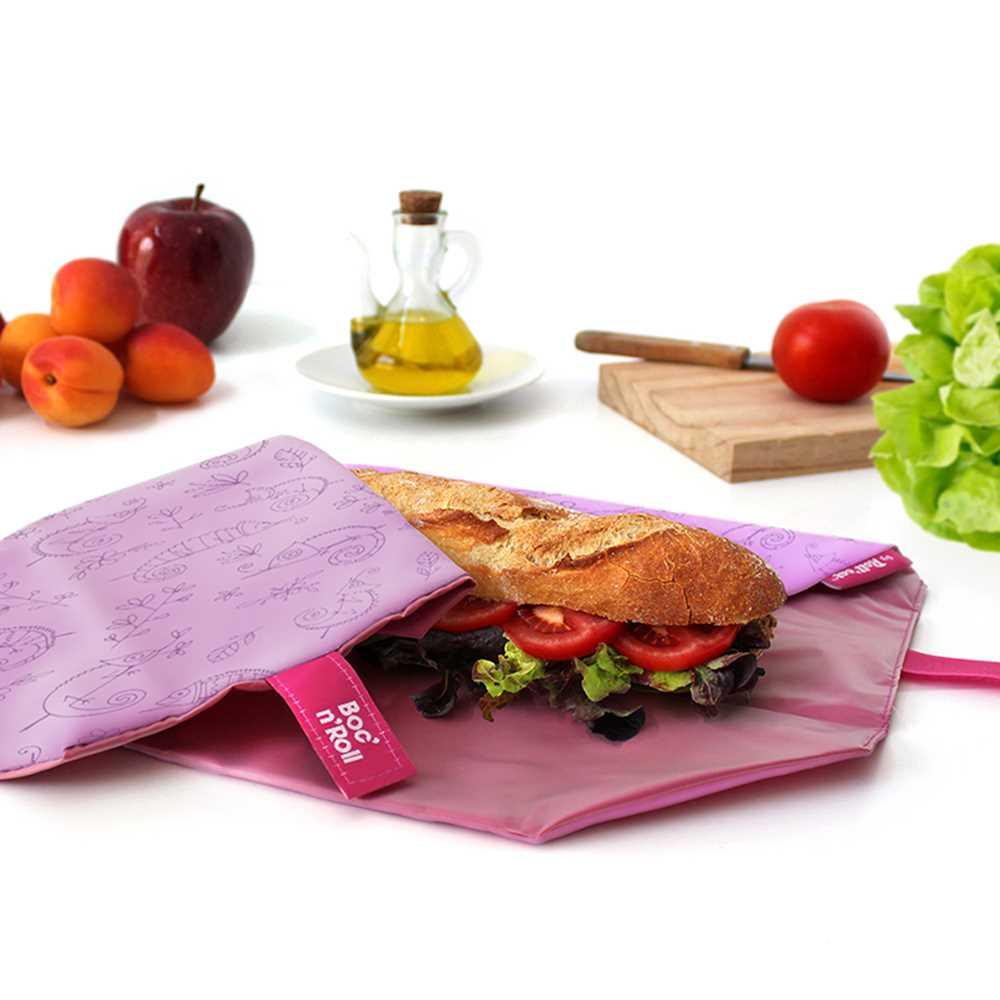 環保食物布畫布系列(變色龍)