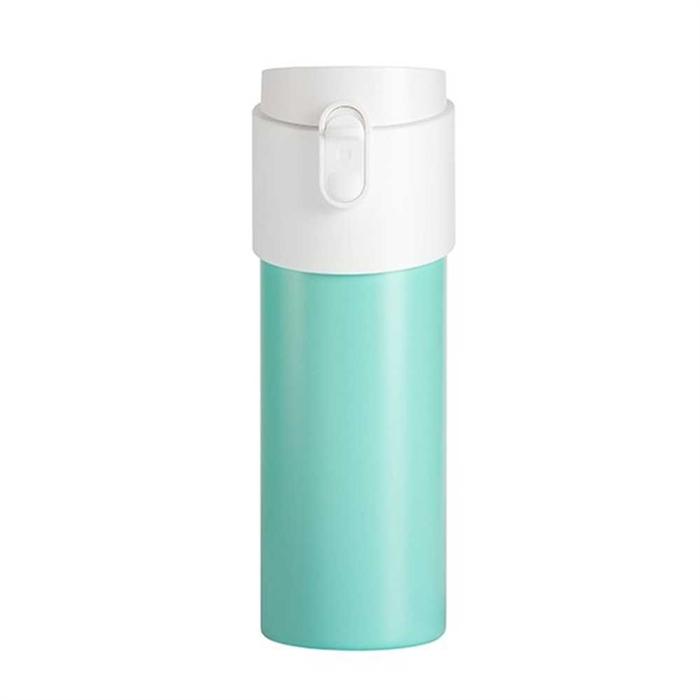 PO: Pao Thermo Mug 2.0 350ml POC200922-Aqua Bottle + White Cover