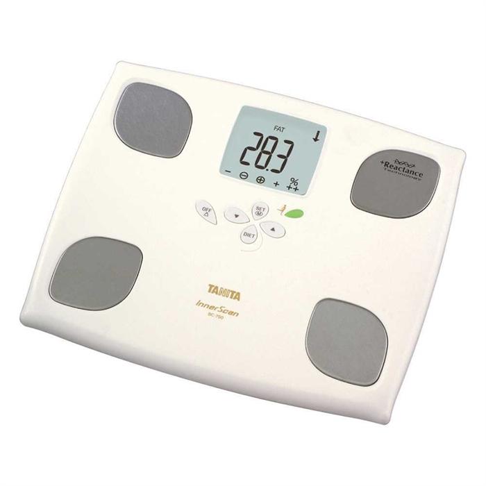 Tanita Body Fat Scale BC750(White)