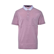 Montagut Premium Double Mercerized Cotton Polo Shirt TSS1111538-Pink