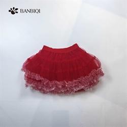班比奇新款女童短裙00668