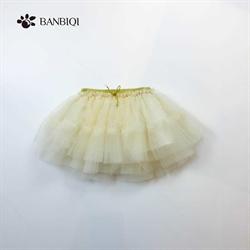 班比奇新款女童短裙00665