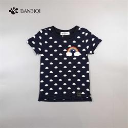 班比奇新款男童T恤00948