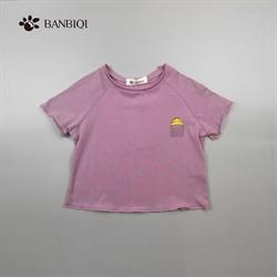 班比奇新款女童T恤00838