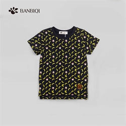 班比奇新款男童T恤00863
