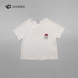 班比奇新款男童T恤00825
