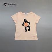 班比奇新款女童T恤00813