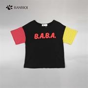 班比奇新款男童T恤00821
