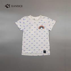 班比奇新款男童T恤00875