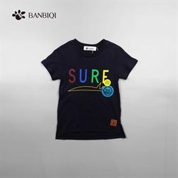 班比奇新款男童T恤00873