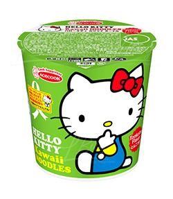 ACECOOK Hello Kitty 豬骨湯味杯麵 58g