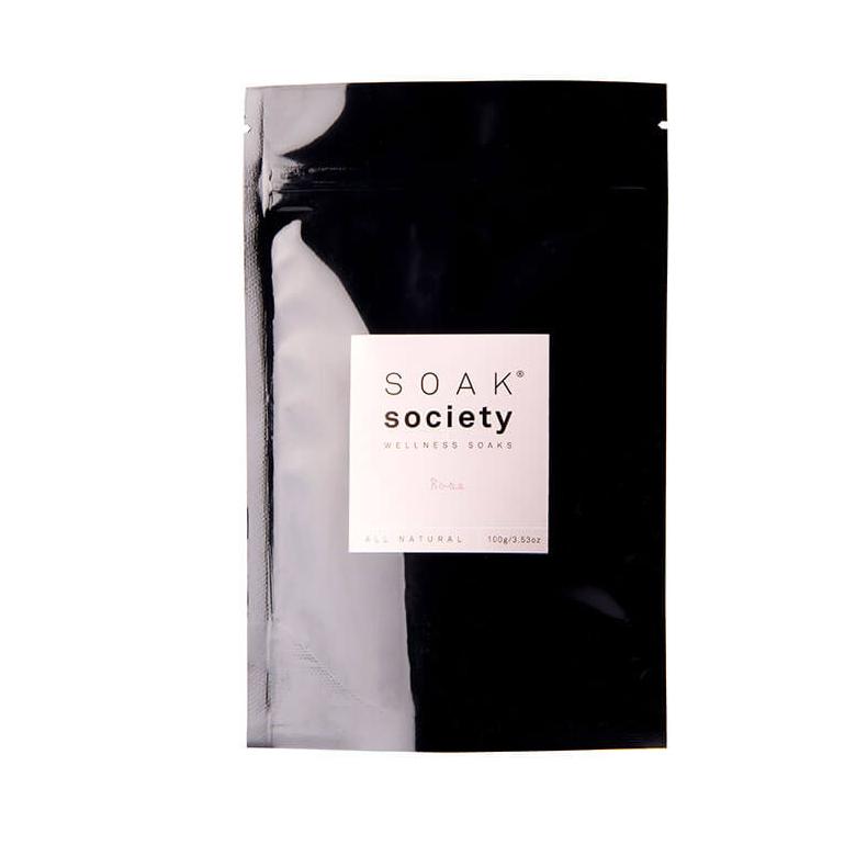Soak Society Rose Wellness Soak 100g