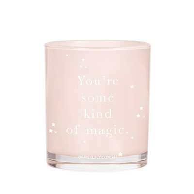 """""""You're Some Kind Of Magic""""  Australia natural made, luscious aromas candles 300g"""