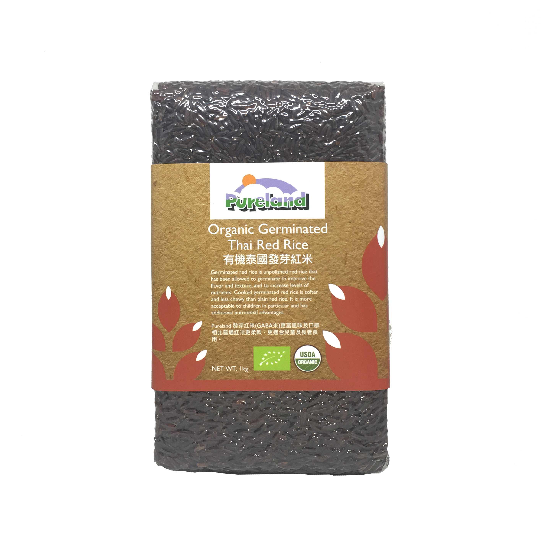 Pureland Organic Thai Red Rice 1kg