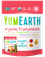 YumEarth Organic Fruit Snack Tropical - Pineapple, Raspberry, Mangoy (10snack packs)