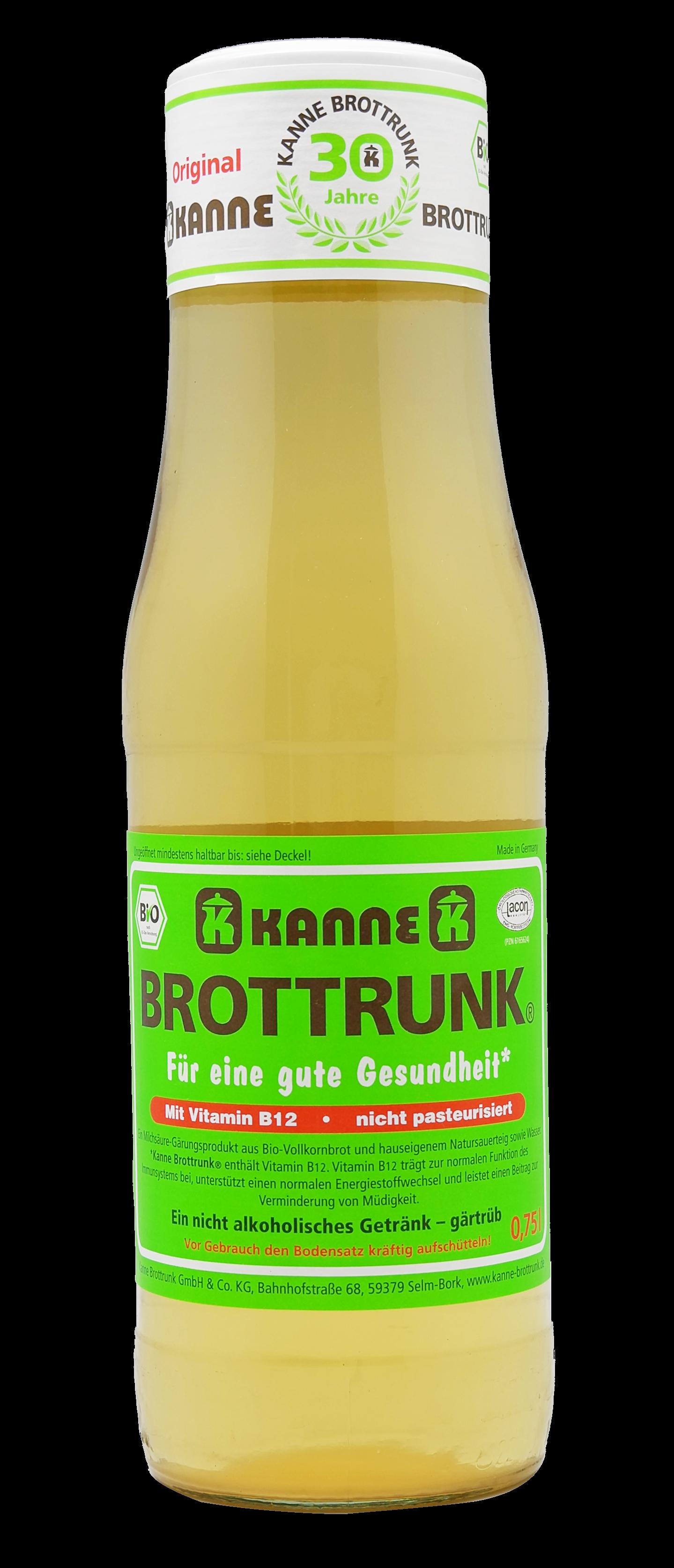 有機卡納麵包汁® (750mL)