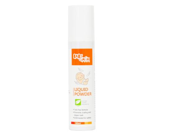 Baby Gaga Organic Liquid Powder