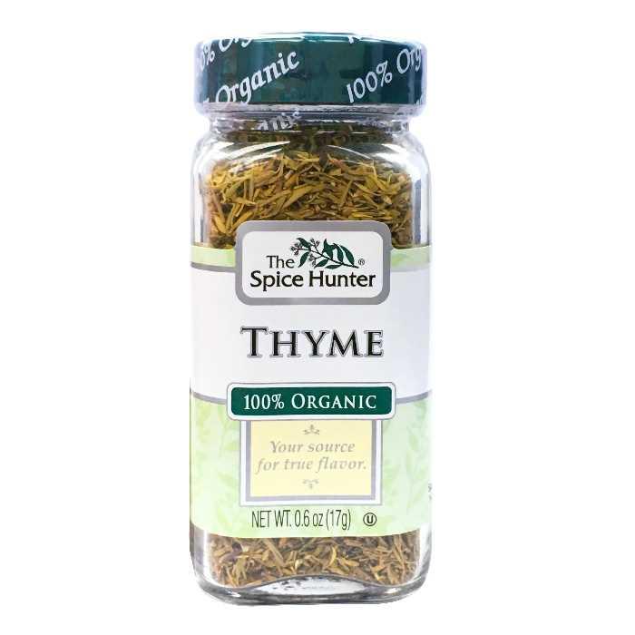 Spice Hunter Organic Thyme