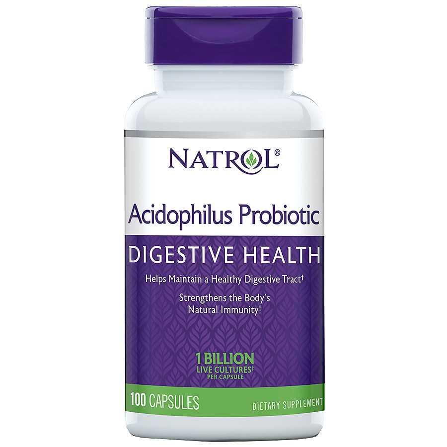Natrol Probiotic Acidophilus 150's