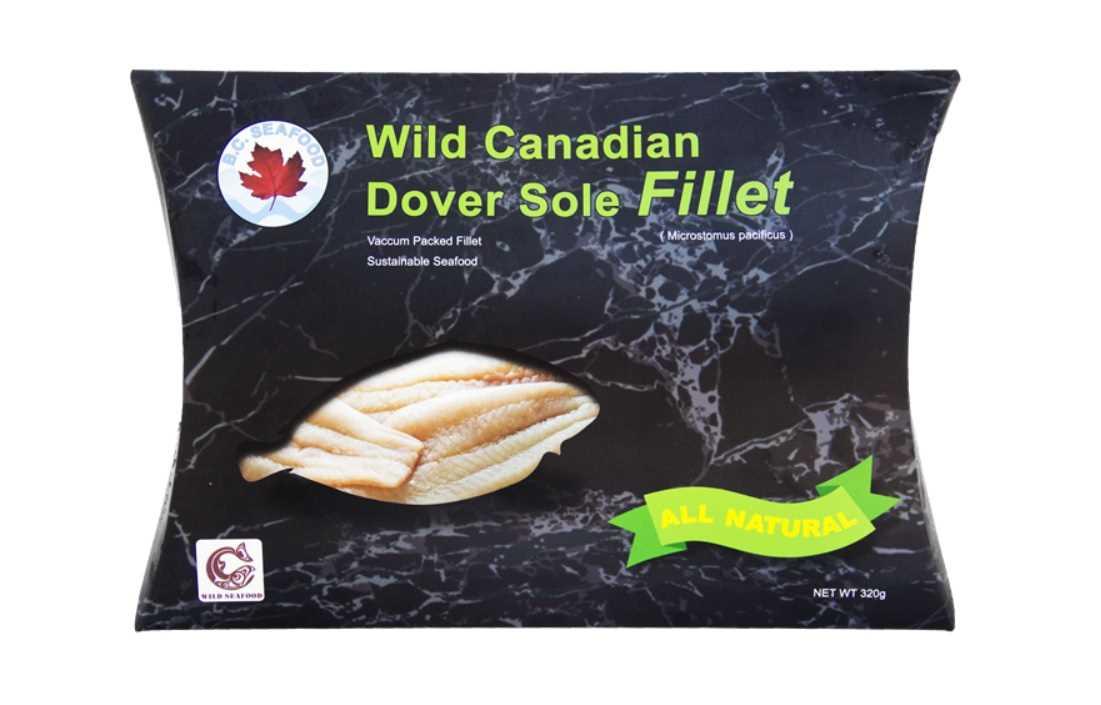 Wild Canadian 加拿大-野生龍脷魚柳【凍貨運費到付(約$150)/$500以下凍貨運費先付$80,之後貨到再補差價】