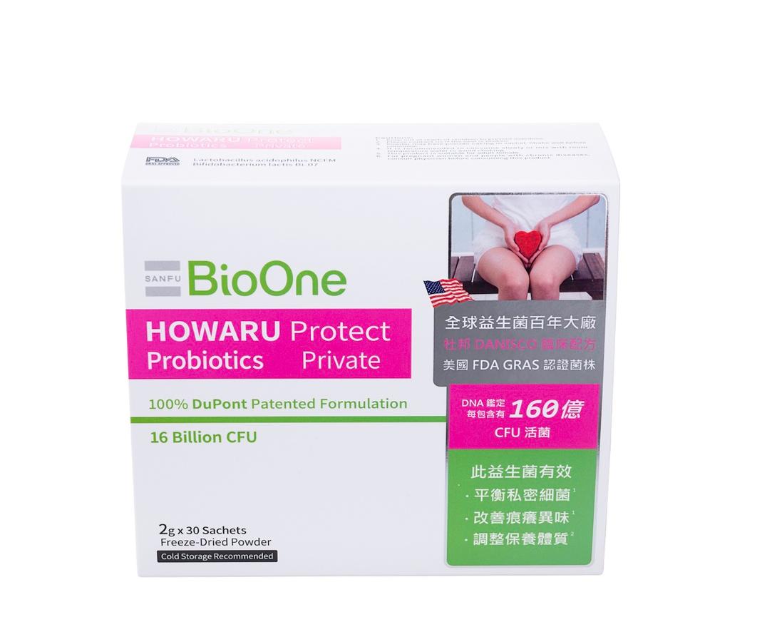 BioOne 碧而優婦女私樂益生菌(30包)18歲或以上女性