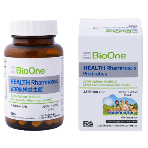 BioOne Rhamnosus HN001 Probiotics (60 Capsules)