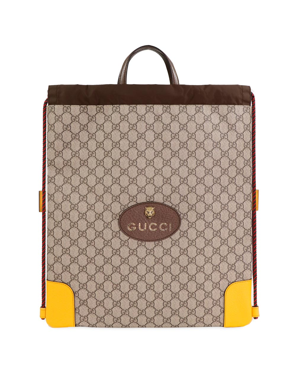 Neo Vintage Drawstring Backpack