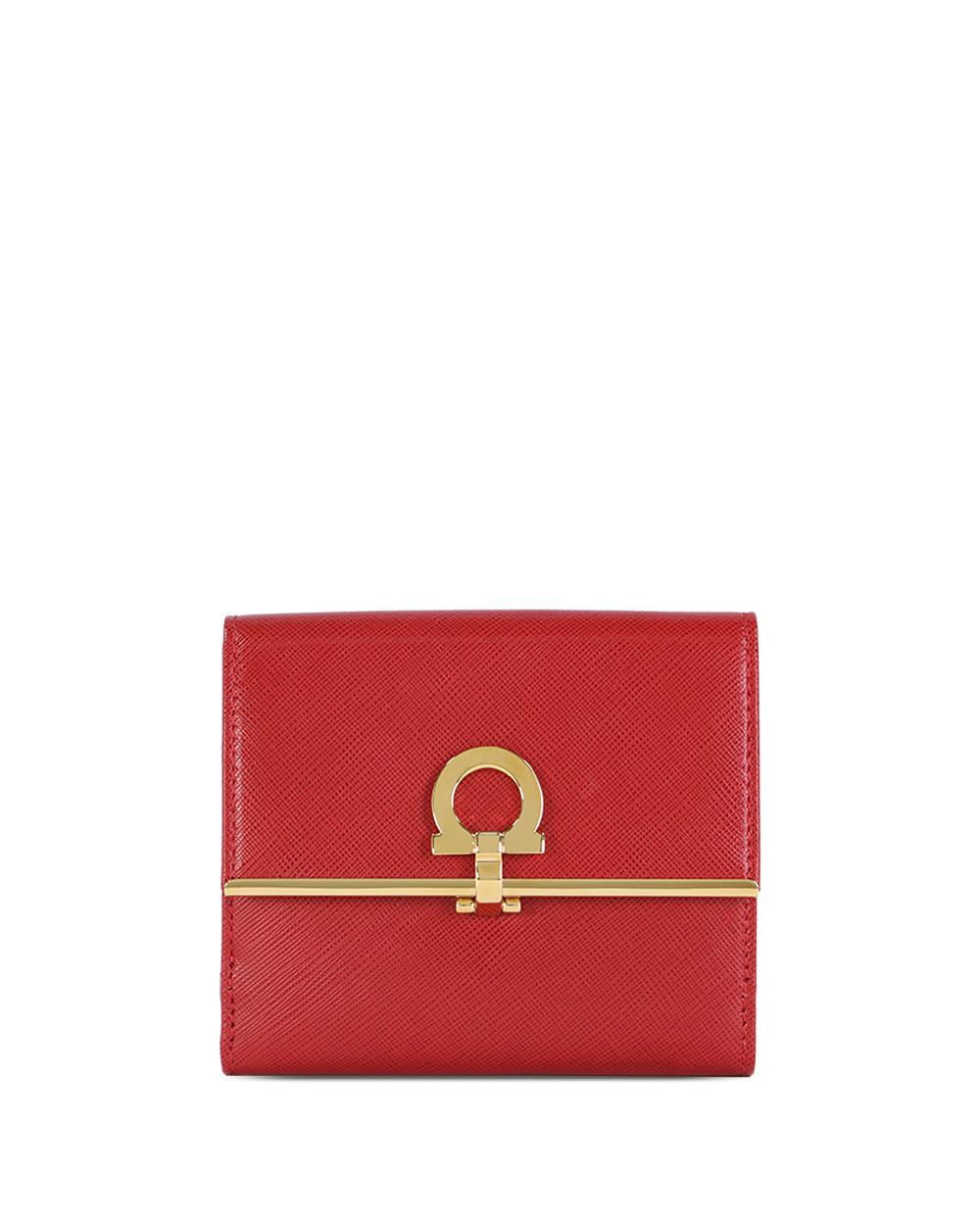 Gancino Clip Leather Wallet