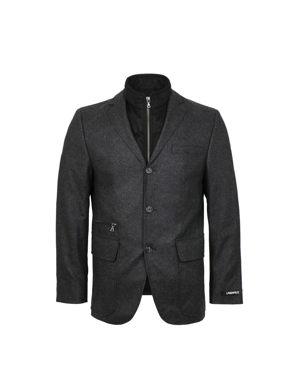 Classic Wool Blazer 7230021947