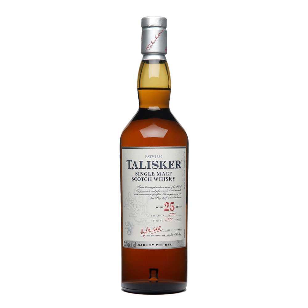 Talisker 25 Year Old (700ml)
