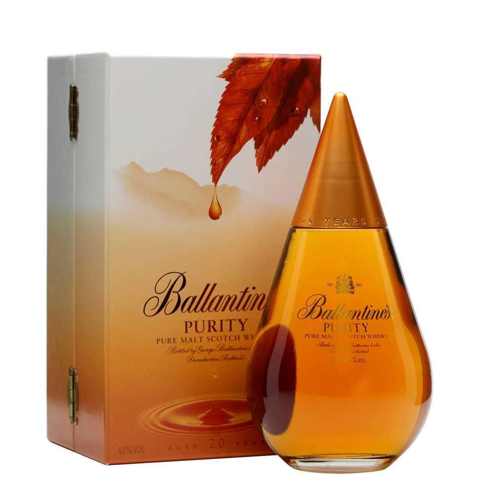 Ballantine's Purity 20 Year Old (500ml)
