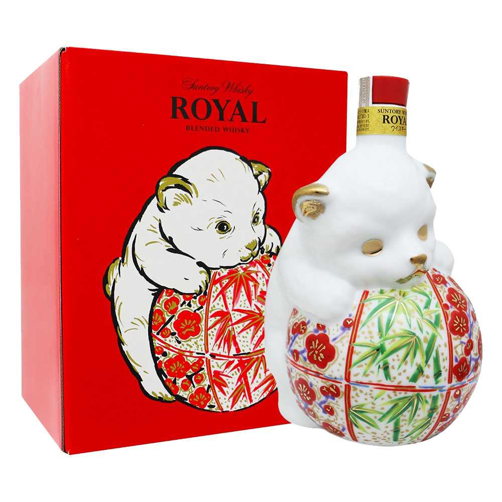 Suntory Royal Dog Whisky For 2018 狗年 (600ml)