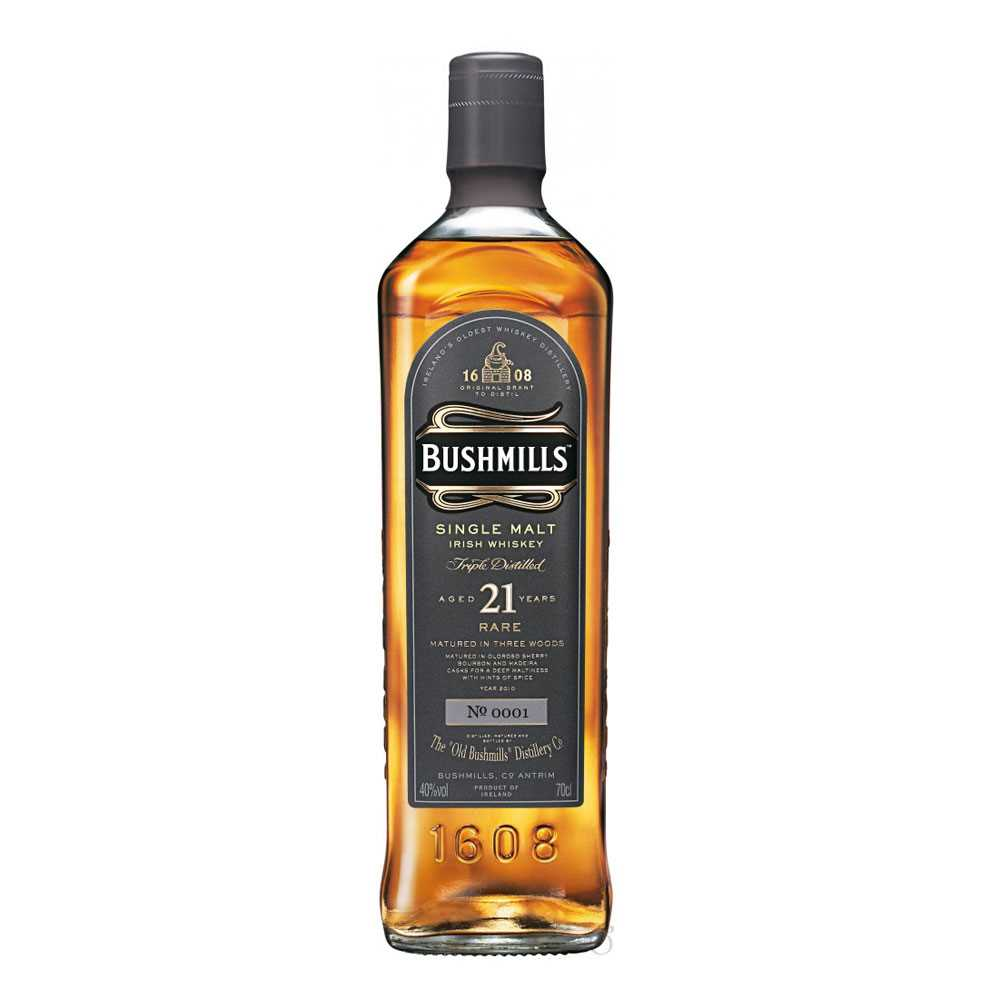 Bushmills 21 Year Old (700ml)