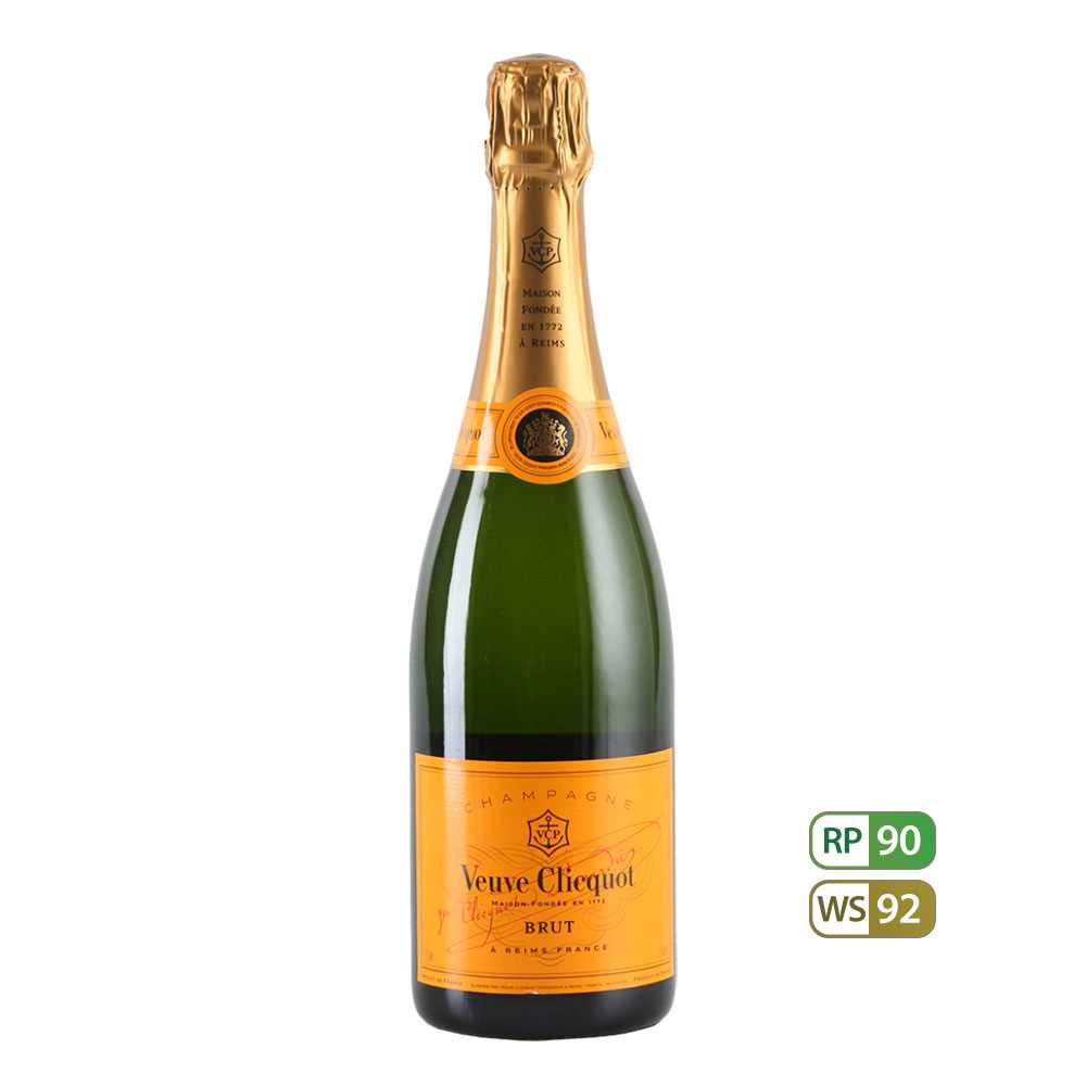 Veuve Clicquot Brut NV (750ml) (without box)