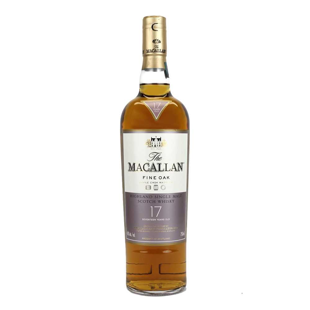 Macallan 17 Year Old Fine Oak (700ml)