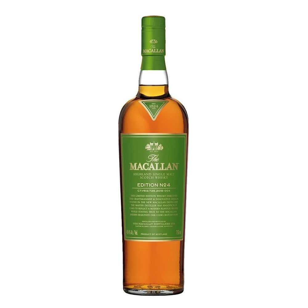Macallan Edition No.4 (700ml)