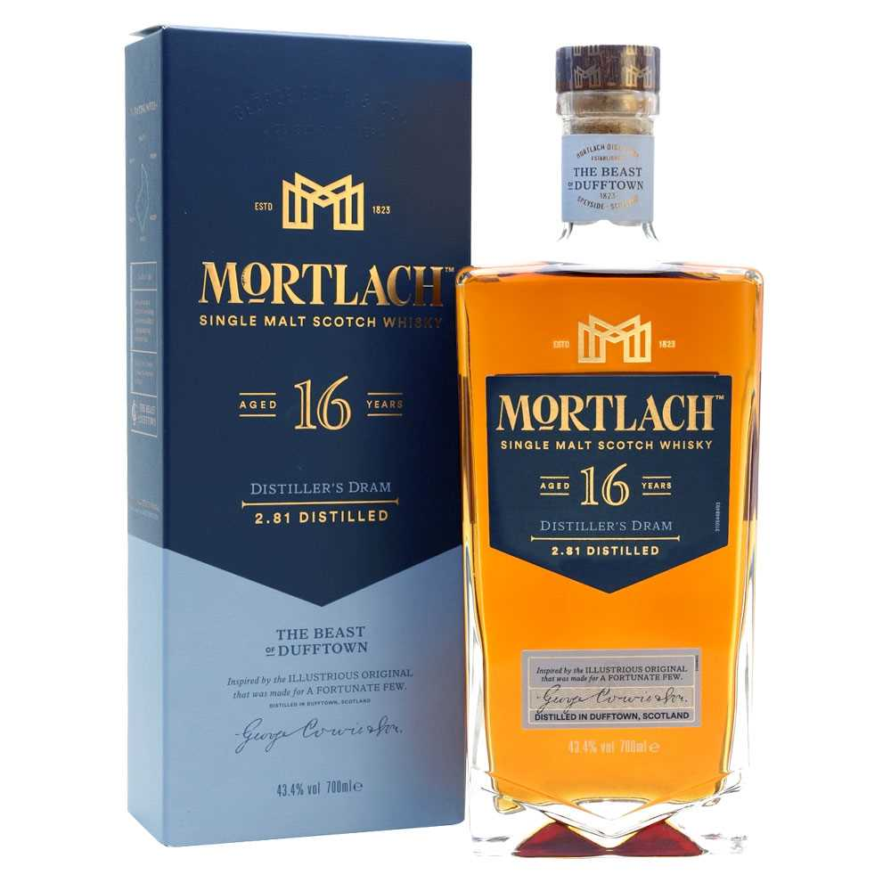 Mortlach 16 Year Old (700ml)
