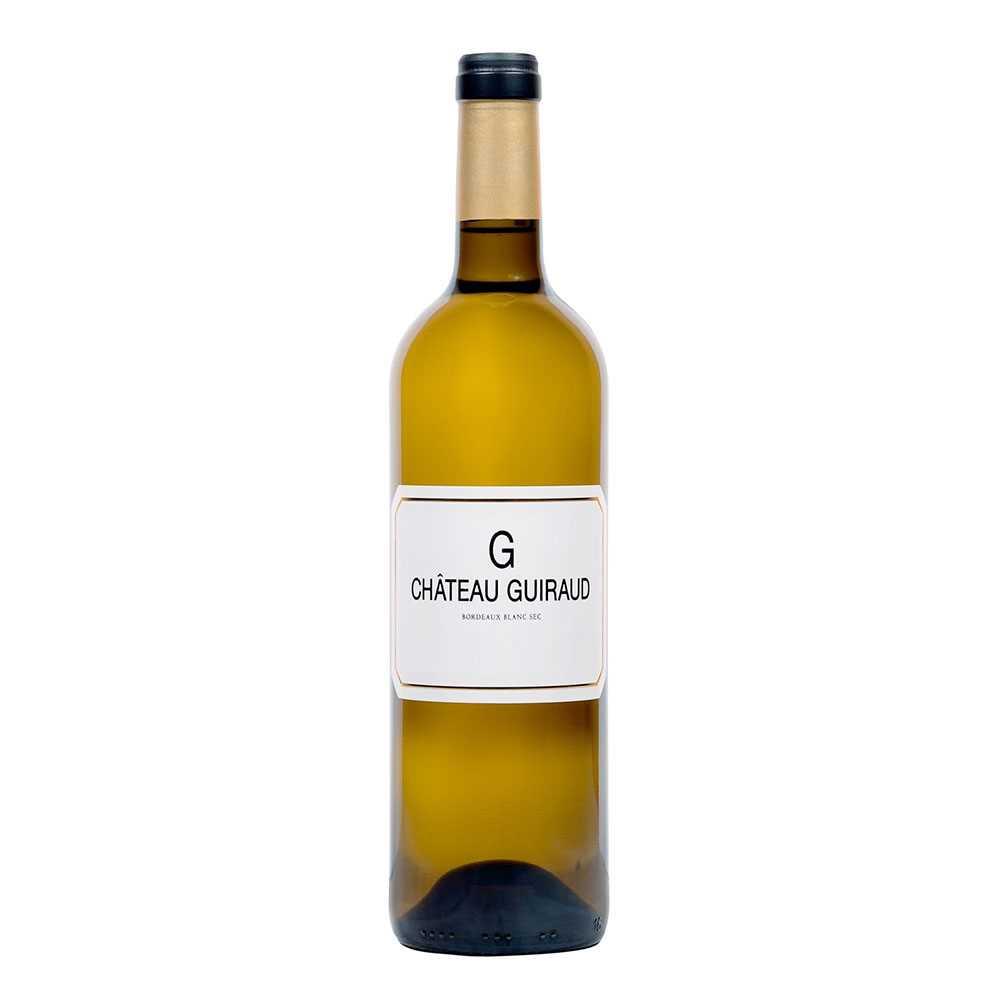 """""""G"""" Du Chateau Guiraud Bordeaux 2017 (750ml)"""
