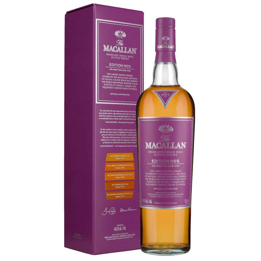 Macallan Edition No.5 (700ml)