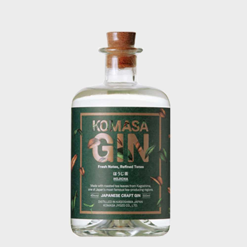 Komasa Hochicha Gin (700ml)