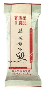原味-脆脆銀魚花生
