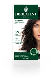 HERBATINT Hair Gel 3N (Dark Chestnut)