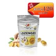 紐西蘭WAITEMATA 麥盧卡蜂蜜UMF10+檸檬薑蜜潤喉糖 (12粒)