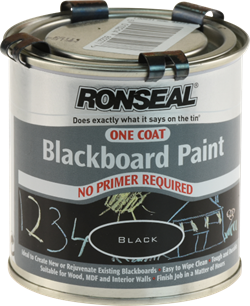 One Coat Blackboard Paint